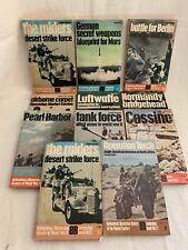 11 Ballantine's Illustrated History of World War II book  2,5,6,9,10,10,15,16,22