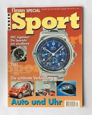 Chronos ZeitschriftSpecial Sport Juni 1997