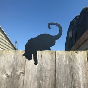 Cat Fence Topper Post Topper