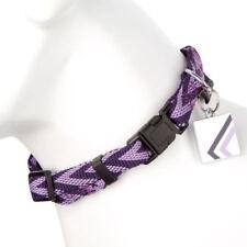 Articles violet pour petits chiens en nylon pour chien