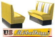 Banco de color principal amarillo para el dormitorio