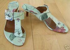 NEW Circa/ Joan & David Lt Green Sandals *Dollie* 8
