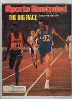 1977 Sports Illustrated magazine Track & Field running Juantorena beats Boit VG