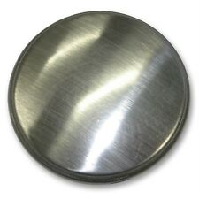 Kitchen Sink Tap Hole Blanking Plug Cover Plate Disk In A Matt Brushed Finish