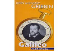 GALILEO IN 90 MINUTES (1564-1642) John & Mary Gribbin P'back 1st Edition 1997