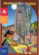 Erfgoedstrip Wijsneuzen in Wilrijk 2012