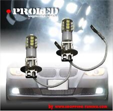 2 AMPOULE LED SMD H3 ANTI BROUILLARD A8 2.5 TDI 97>2000