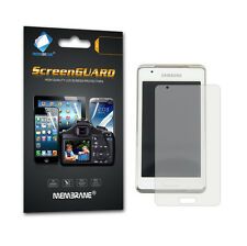 6 x proteggi schermo per Samsung Galaxy S WiFi 4.2 YP-GI1CW - Guard Cover Pellicola