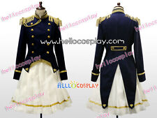 Axis Powers Hetalia Cosplay Costume Japan Female Uniform H008