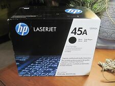 GENUINE HP 45A Black Toner Cartridge (HP Q5945A) 4345 M4345 NEW SEAL!!! FREEship