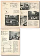 1955 House For Mr Smart, Hersham Near Walton On Thames