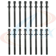 Engine Cylinder Head Bolt Set Apex Automobile Parts AHB293
