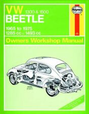 Haynes Manual, Beetle, 1300 & 1500, 1965-75 - 000100018