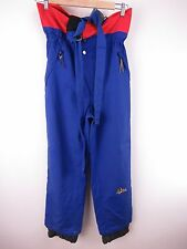 M210 Peak Performance Pantaloni Da Sci Pantaloni Rugged Mountainwear ORIGINALE TAGLIA L