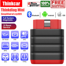 Thinkdiag Mini Car Full System Easydiag OBD2 Scanner ABS SRS IMMO TPMS as CRP909