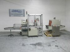 Multipack Model F43 Shrink Wrap Machine With E600 Tunnel 2789 7
