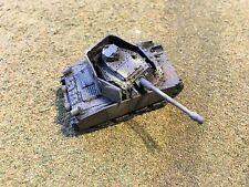 1/100th (15mm) Painted WWII Hungarian Turan III-43M Tank Model