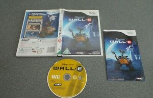 WALL-E Wii PAL COMPLETE TESTED WORKING