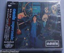 Oasis - Supersonic Japanese 1994 Epic/Sony 6 Track CD