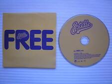 Estelle - Free (3:22), PROMO COPY DJ CD
