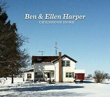 Childhood Home Fantasy Concord Ben Harper CD