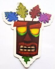 Aku Aku - Crash Bandicot Vinyl Sticker