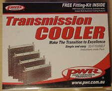 PWR Automatic Transmission Cooler KIT V6 Size for Nissan Toyota Holden Ford 4WD