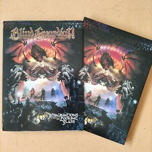 DVD 2 Dischi Blind Guardian Imaginations Through The Looking Glass Cofanetto