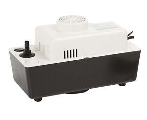 Kondensatpumpe Kondenswasserpumpe Hebepumpe Förderpumpe Pumpe Wasserpumpe + Schl