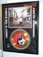 OASIS  SIGNED  GOLD CD  DISC  14