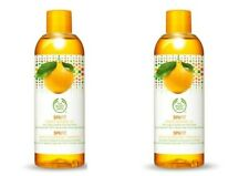 SET OF 2 NEW THE BODY SHOP SPA FIT TONING MASSAGE OIL 5 OZ (150 ML) EACH