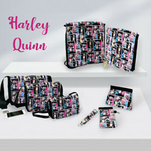 Harley Quinn Collection - Bags, Backpacks, Sunglasses Cases, Key Fobs and more