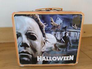 Fright Rags John Carpenter Halloween Michael Myers Lunchbox & Thermos