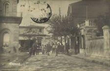 turkey, CHANAK ÇANAKKALE, Street Scene (1919) RPPC