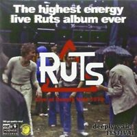 "The Ruts - The Highest Energy Ruts Live (NEW 12"" VINYL LP)"