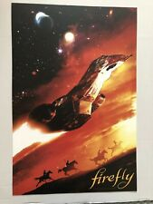 FIREFLY Poster Comic Con 2018 Brand New SDCC