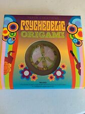 Paper Creations Psychedelic Origami Book And Kit Nib Paper Crafts