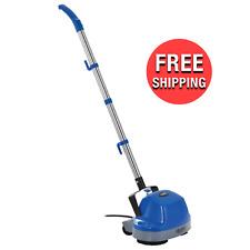 11 Electric Mini Floor Scrubber Cleaner Polisher Hard Floor Buffer Floor Pads