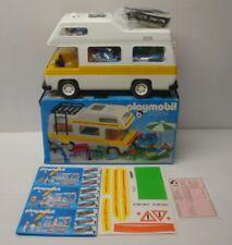 Playmobil ancien état neuf en boite sachet scellé 3258 - camping car