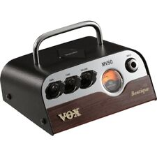 Vox Mv50-bq - Ampli 50w Nutube Boutique