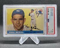 1955 Topps Yogi Berra PSA 3 - New York Yankees - Beautiful Card
