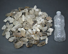 1 lb Natural CLEARANCE Smokey Quartz Crystal Points Wholesale Bulk Lot