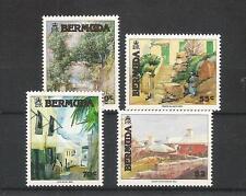 Bermuda Inseln  596 - 99  Gemälde  **  (mnh)