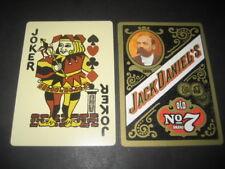 JOKER - MONO - COMODIN. Publicidad Whisky JACK DANIEL'S