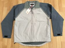 MENS KICKERS CASUAL / SMART AUTUMN WINTER JACKET IN GREY SIZE S