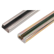 RSB brides de tube hydraulique - 11mm Profond x 1 M RAIL ACIER Séries A & B