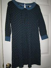 Free shipping ! Orla Kiely Uniqlo DressTunic 3/4 Sleeve (M/S)  Worn once !!