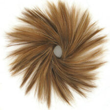 scrunchie dark blond hair copper ref: 21 g27 peruk
