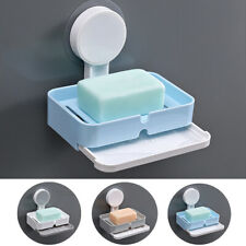 Wall Mount Sell Adhesive Soap Dishes for Shower Soap Holder for Bathroom Kitchen