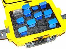 Invicta precut 19 pistol magazines military foam insert upgrade your watch case